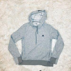 Adidas lightweight sweatshirt